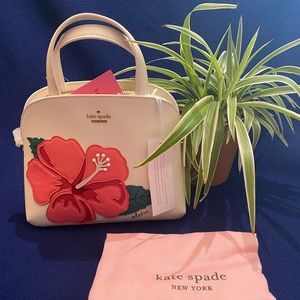 Exclusive! Kate Spade Hawaii Small Lottie Bag